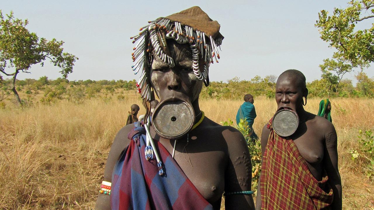 backpacking äthiopien