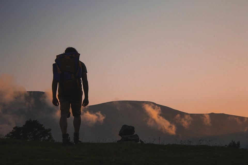 backpack reise
