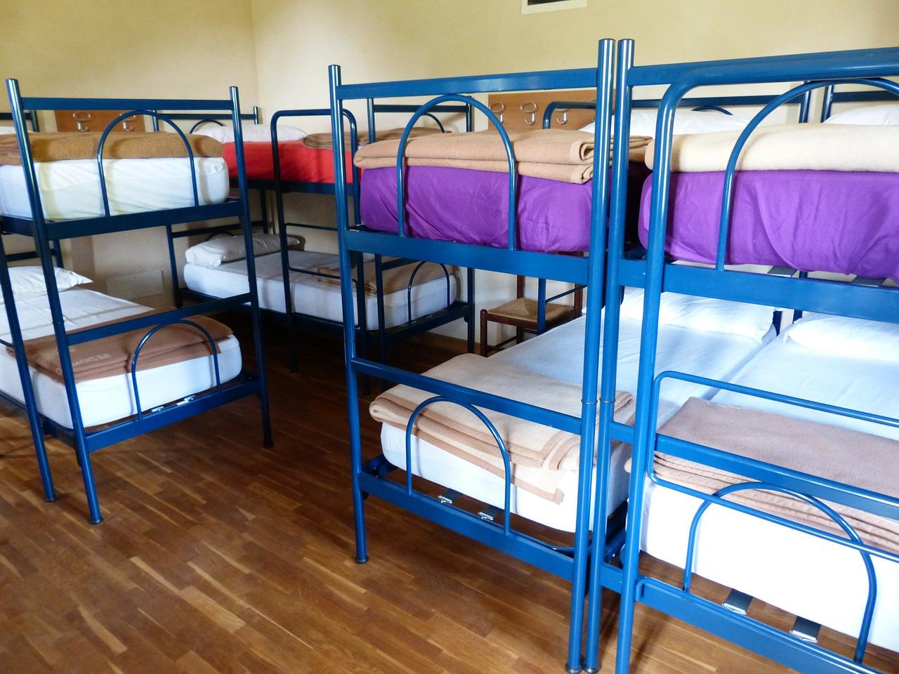 hostel, jugendherberge