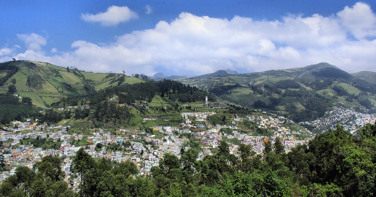 ecuador backpacking