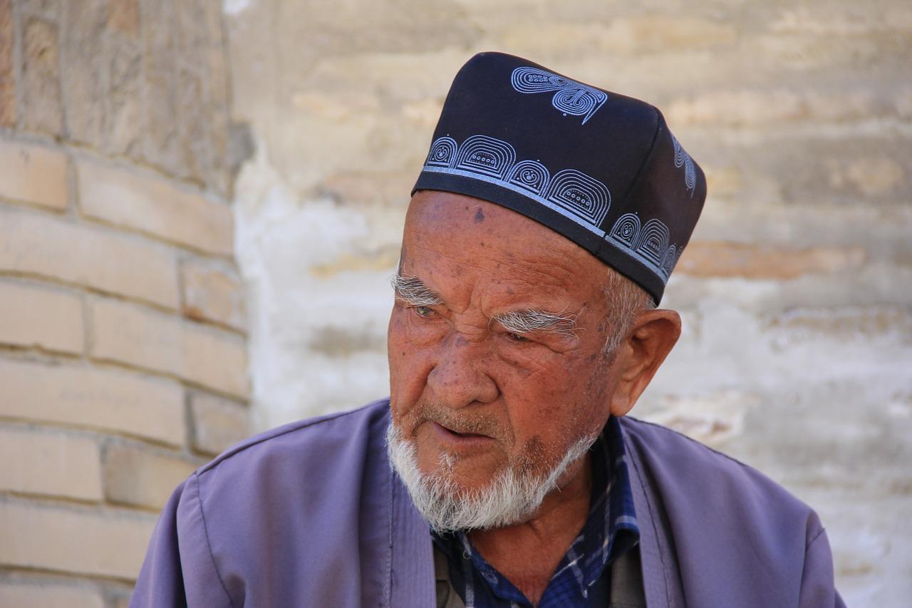 backpacking usbekistan