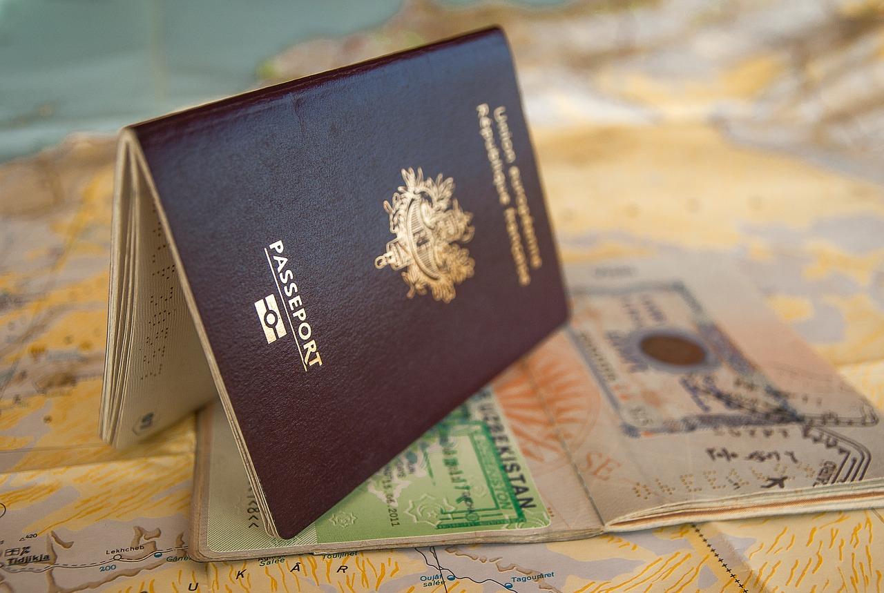 visa auf reisen