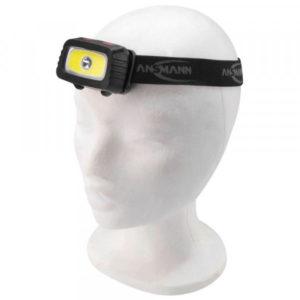 ANSMANN ANSMANN Headlight HD200B Stirnlampe 3,0 W