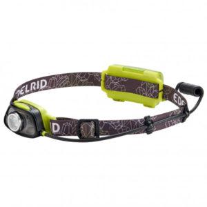 Edelrid - Vegalite - Stirnlampe Gr 145 g schwarz/grau