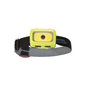 Extreme COB LED-Stirnlampe - Gelb