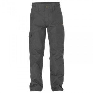 Fjällräven - Kid's Övik Trousers - Trekkinghose Gr 122 schwarz