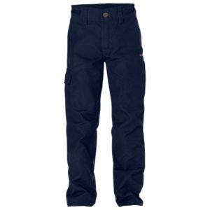 Fjällräven - Kid's Övik Trousers - Trekkinghose Gr 134 schwarz/blau