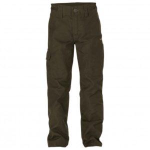 Fjällräven - Kid's Övik Trousers - Trekkinghose Gr 146 schwarz