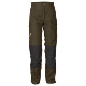 Fjällräven - Kids Vidda Trousers - Trekkinghose Gr 146 schwarz