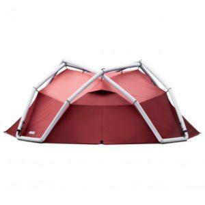 Heimplanet - Backdoor 3 Season Tent - 3-Personen Zelt rot/grau/rosa