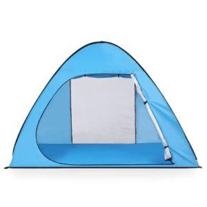 Lixada automatische Pop Up Beach Zelt Sun Shelter Cabana für 2-3 Personen UPF50 + UV-Schutz Strand Schatten