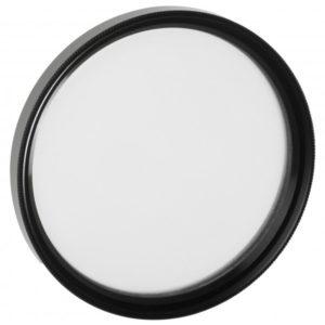 Lupine - Wilma Diffusor Frontdeckel - Stirnlampe weiß/grau/schwarz