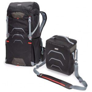 Mindshift - UltraLight Dual 36 - Fotorucksack Gr 36 l blau/grau;schwarz/grau