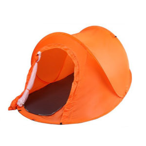 Outdoor Doppel 2 Personen Zelt Automatische Schnell Öffnen Wasserdichte Sonnenschirm Baldachin Home Bed
