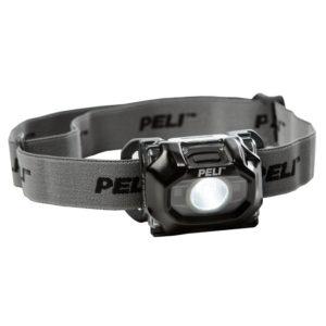 Peli 2755Z0 LED-Stirnlampe ATEX Zone 0, schwarz