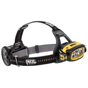 Petzl - Duo S - Stirnlampe Gr One Size schwarz/grau