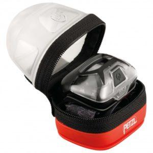 Petzl - Noctilight - Stirnlampe schwarz/grau/weiß