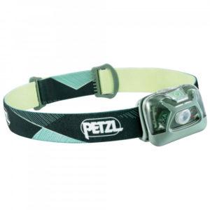 Petzl - Stirnlampe Tikka - Stirnlampe schwarz/grau/türkis
