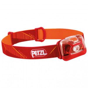 Petzl - Stirnlampe Tikkina - Stirnlampe rot/orange
