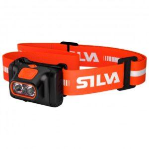 Silva - Scout - Stirnlampe rot/schwarz