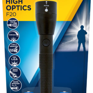 VARTA Taschenlampe 'HIGH OPTICS LIGHT 2AA'