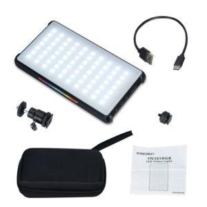 YONGNUO YN365RGB LED Video Taschenlampe