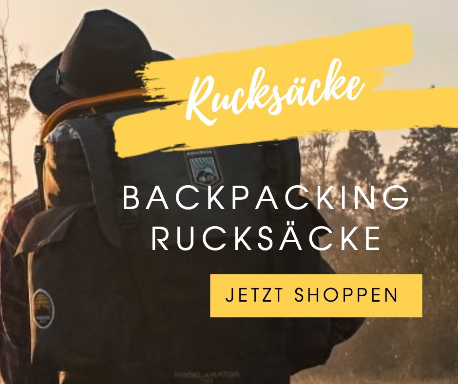 backpacking rucksack