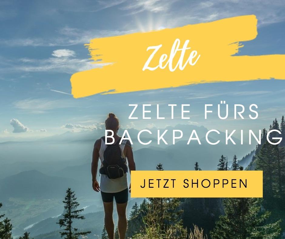 backpacking zelt