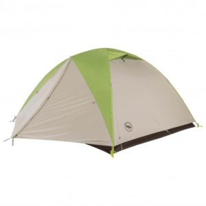 Big Agnes - Blacktail 4 Package - 4-Personen Zelt Gr Tent and Footprint grau/beige/grün