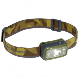 Black Diamond - Cosmo 250 Headlamp - Stirnlampe Gr One Size braun/oliv/grau