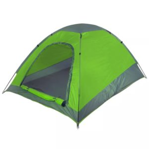 Camp Gear 2-Personen-Zelt Festival 210x155x115 cm Grün 4471504