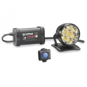 Lupine - Betty R 7 - Stirnlampe Gr 5000 Lumen