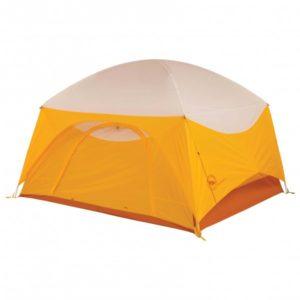 Big Agnes - Big House 4 - 4-Personen Zelt orange/beige