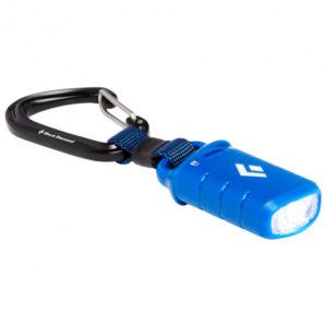 Black Diamond - Ion Keychain Light - Taschenlampe schwarz/grau;türkis/schwarz;blau/schwarz;rot/schwarz