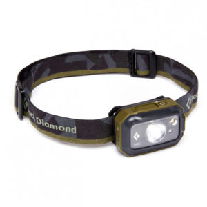 Black Diamond - Revolt 350 Headlamp - Stirnlampe schwarz/grau