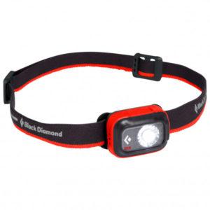 Black Diamond - Sprint 225 Headlamp - Stirnlampe schwarz/rot