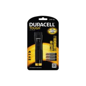 DURACELL Taschenlampe Tough CMP-6C schwarz