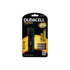 DURACELL Taschenlampe Tough CMP-8C schwarz