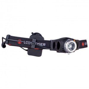 Ledlenser - H3.2 with 1 LED and Focus in Box - Stirnlampe schwarz/grau