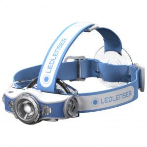 Ledlenser - MH11 - Stirnlampe schwarz/grau;grau/blau