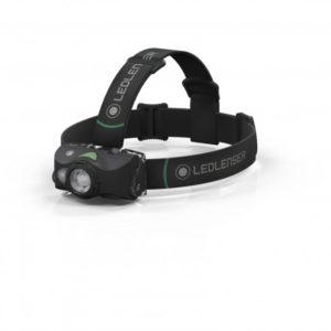 Ledlenser - MH8 - Stirnlampe schwarz/weiß/grau