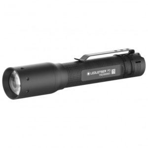 Ledlenser - P3 - Taschenlampe schwarz/grau