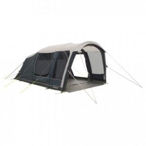Outwell - Roseville 4SA - 4-Personen Zelt schwarz/grau