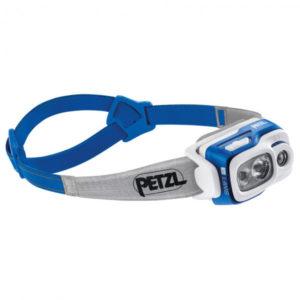 Petzl - Swift RL Strirnlampe - Stirnlampe blau/grau