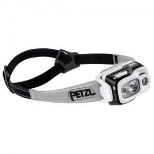 Petzl - Swift RL Strirnlampe - Stirnlampe grau/schwarz