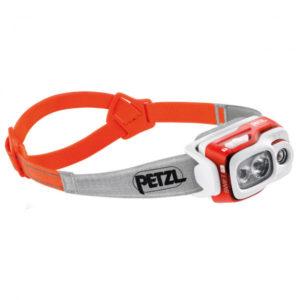 Petzl - Swift RL Strirnlampe - Stirnlampe rot/grau;grau/schwarz