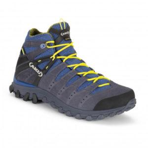 AKU - Alterra Lite Mid GTX - Wanderschuhe Gr 11 blau
