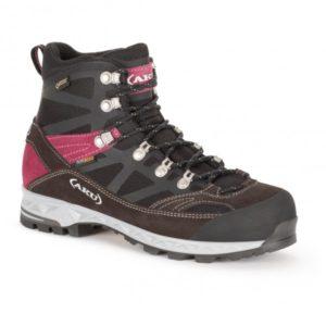 AKU - Women's Trekker Pro GTX - Wanderschuhe Gr 6 schwarz/grau
