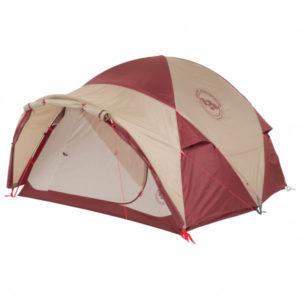 Big Agnes - Flying Diamond 4 - 4-Personen Zelt beige/rot/grau