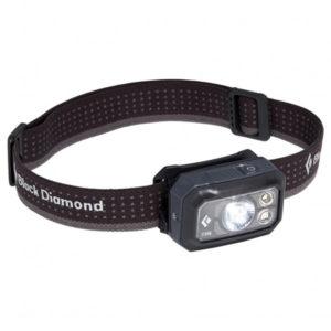 Black Diamond - Storm 400 Headlamp - Stirnlampe schwarz/grau